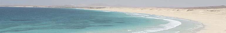 Urlaub an den schönsten Plätzen der Welt. Sporturlaub auf Boa Vista
