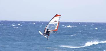 Surfen in El Naaba