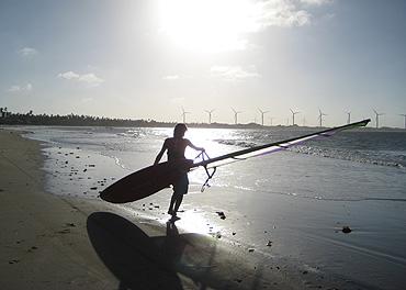 Surfen Brasilien