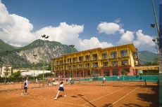 Riva - Garda Sporting Club, Tennis