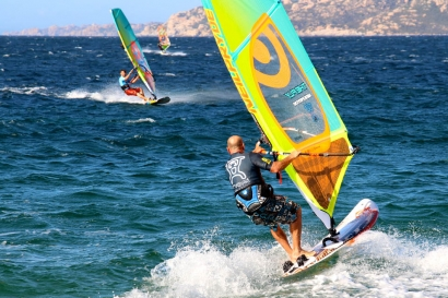 Surf Action am MB Pro Center