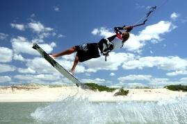 Parajurú - Kite Action
