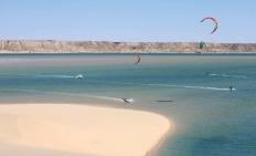 Dakhla Nord- ION CLUB, Kite Spot