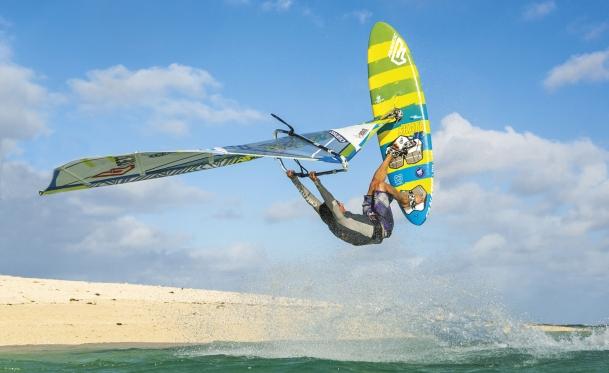 sun+fun Team Surfen