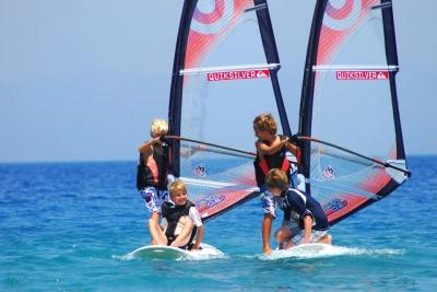 Beste Surfspots für Familien