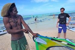 Bonaire Jibe City Caribbean Feeling