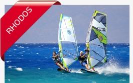 Special der Woche - Surfen - Rhodos