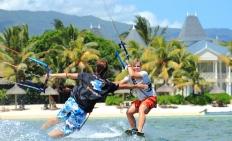 Mauritius Bel Ombre KiteGlobing Kiteaction