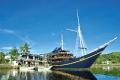 Yap - Manta Ray Bay Hotel, Schiff