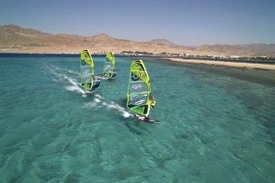 Windsurf Action