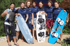 Learn Events mit dem Kiteboarding Magazin