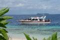 West Papua - Eco Paradise Resort, Papua Paradise Divers, Boot