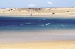 Windsurf spot dakhla