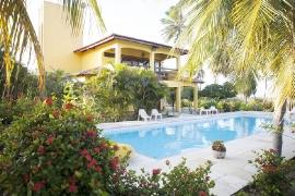 Parajuru - Ferienhaus Casa Amarela