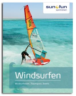 Katalogtitel Windsurfen 2017