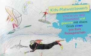 Gewinnspiel Kids-Malwettbewerb NEU