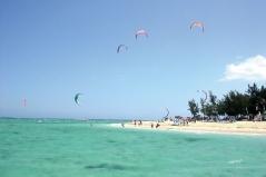 Le Morne - Kite Action