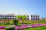 El Naaba Equinox Hotel, Gartenblick