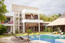 Parajuru - Casa Grande, Haus Aussenansicht