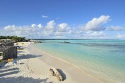 Bonaire - Sorobon Beach Resort, am Strand