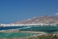 Naxos - St. George Beach und Lagune - Spotübersicht