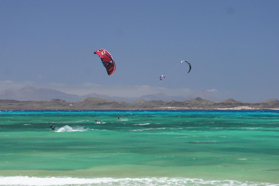 Flag Beach Kite Center