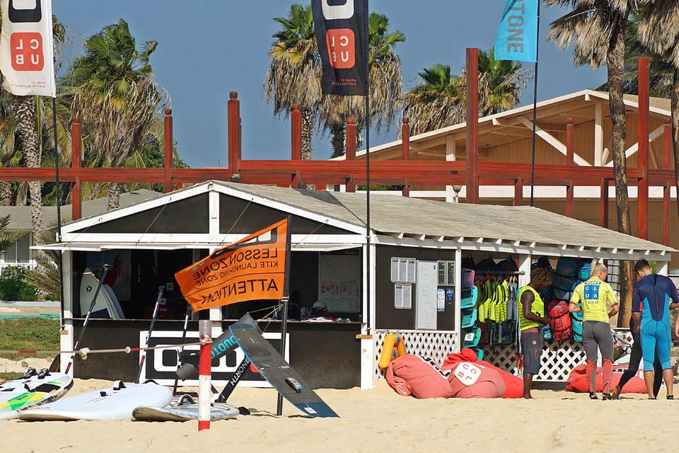 ION CLUB Sal - Santa Maria Kitesurfing Center