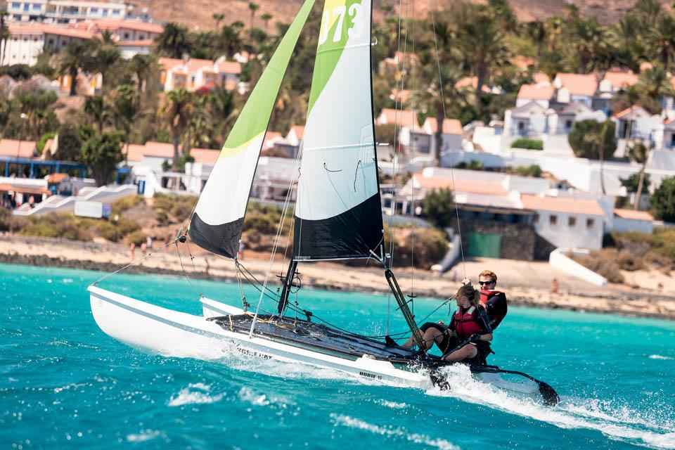 Wassersport Fuerteventura Aldiana