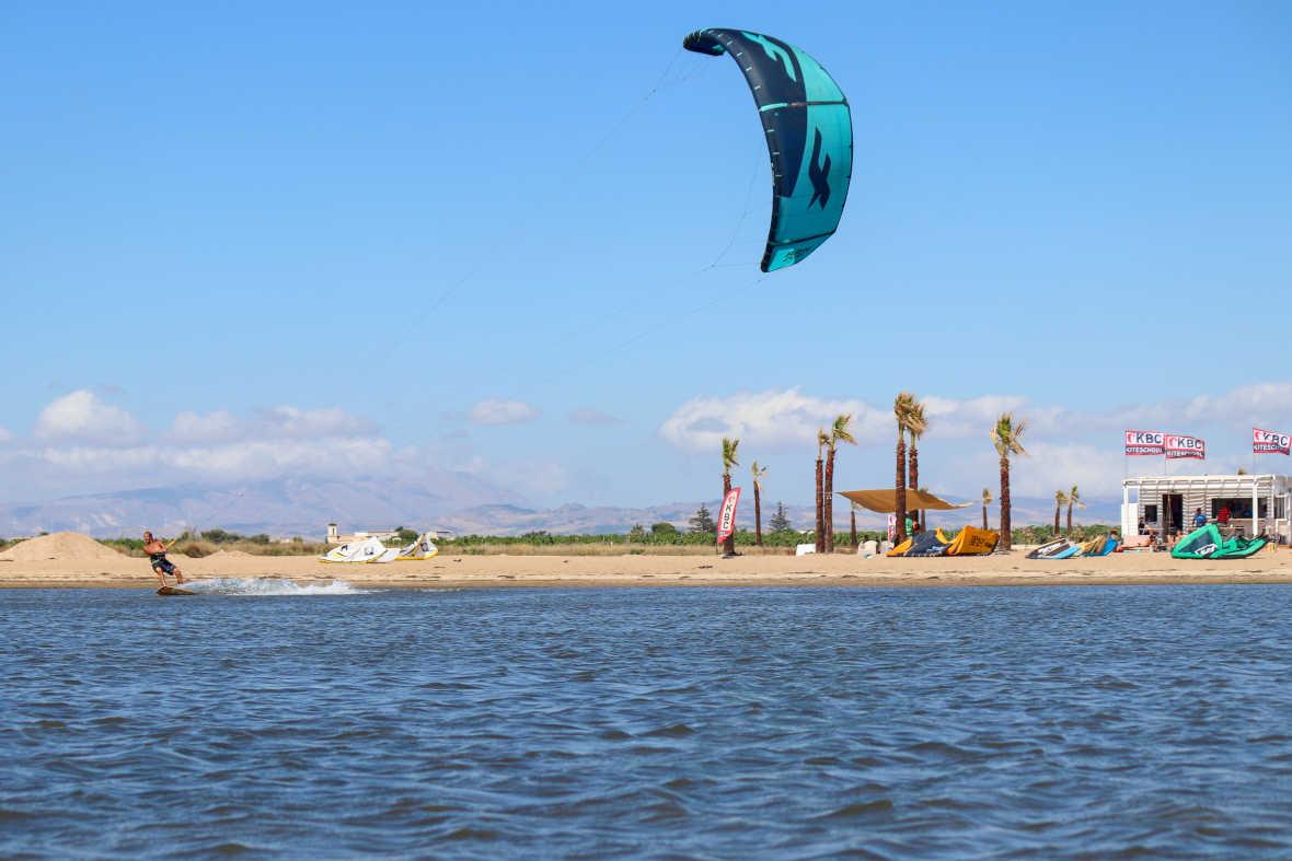Kiteboarding-Club Sizilien (KBC)