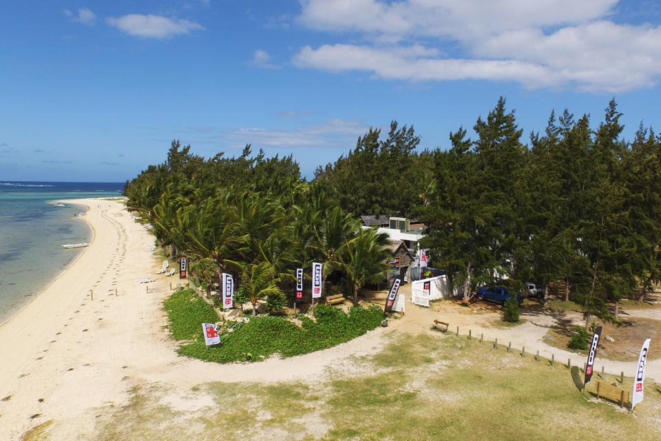 ION CLUB Mauritius Le Morne Kitesurfing Center