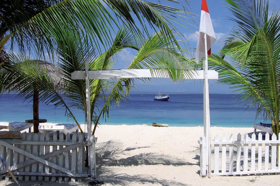 Prince John Dive Resort Tauchbasis