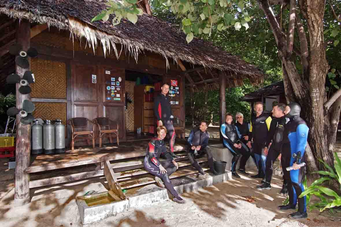 Selayar Dive Resort Tauchbasis
