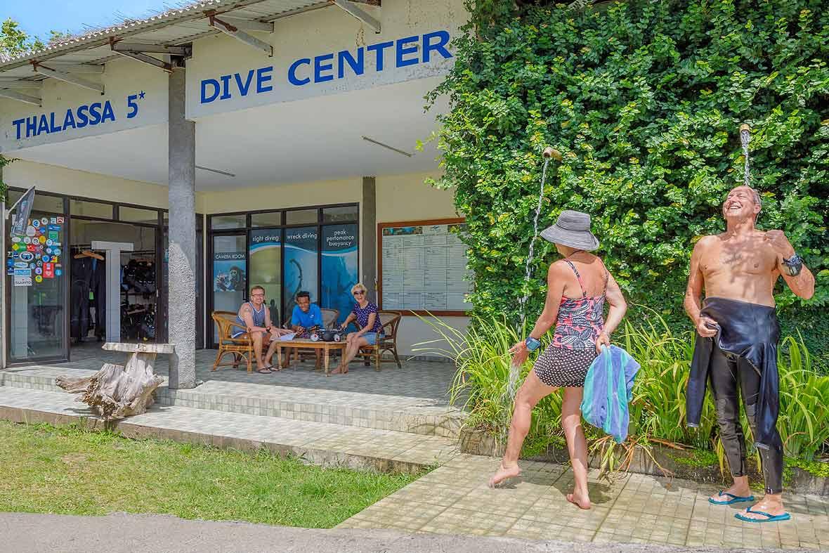 Thalassa Dive Center Manado