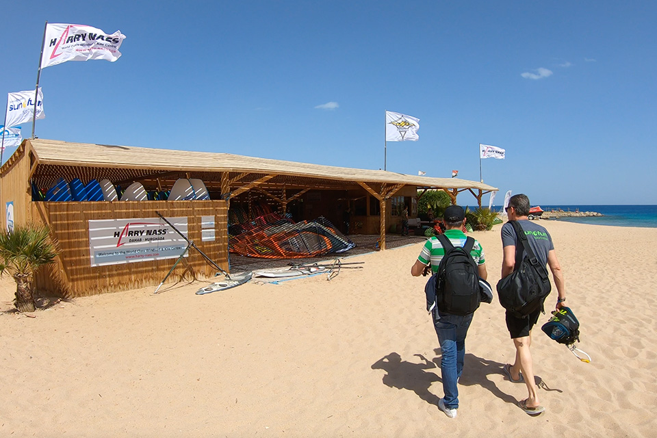 Harry Nass Windsurfcenter Hurghada