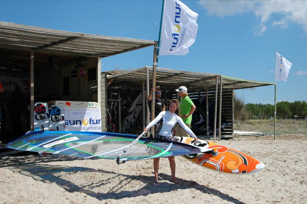 Surf Club Keros Windsurfcenter