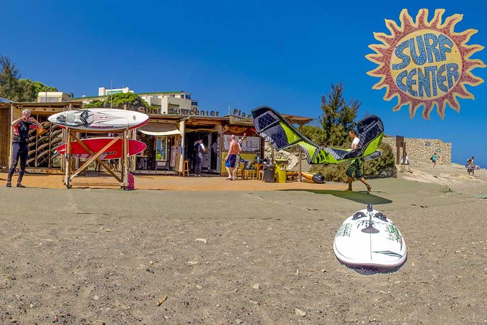 Surf Center Playa Sur