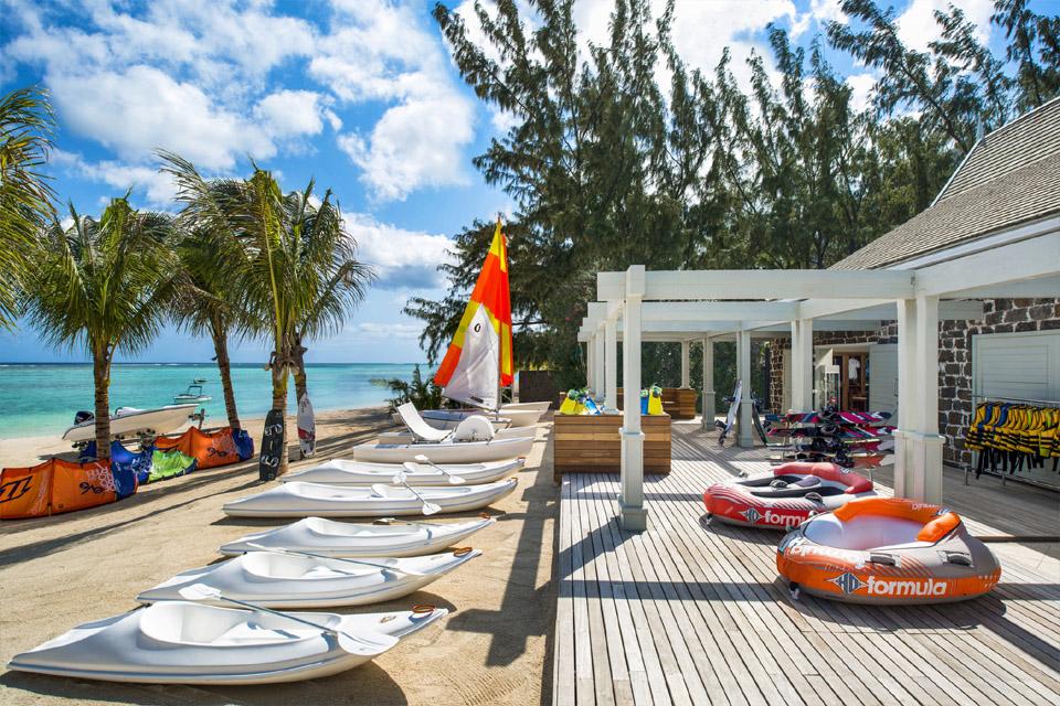 ION CLUB Mauritius Prestige Kitesurfing Center