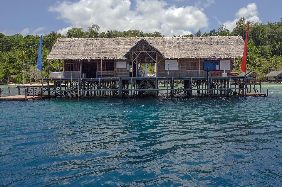 Papua Explorers Dive Center