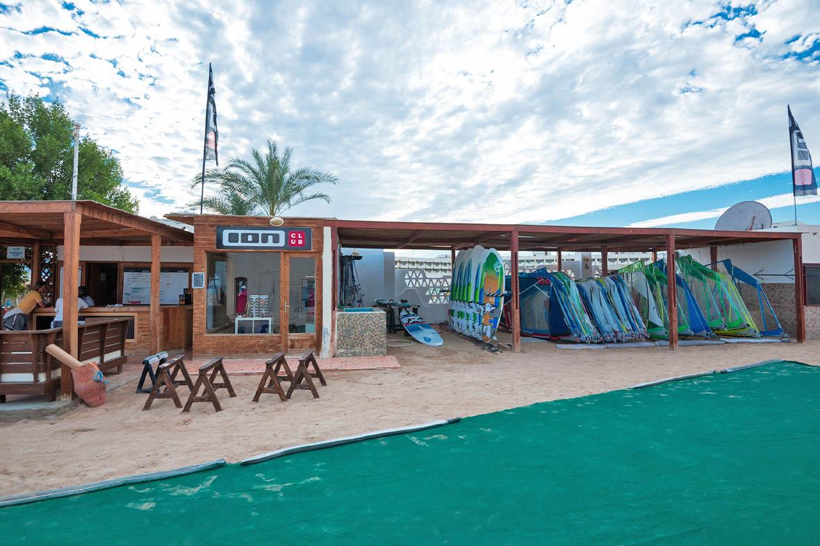 ION CLUB Safaga Windsurfing Center