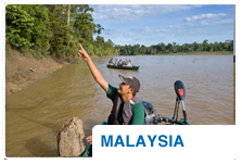 Rundreise Borneo  Teaser