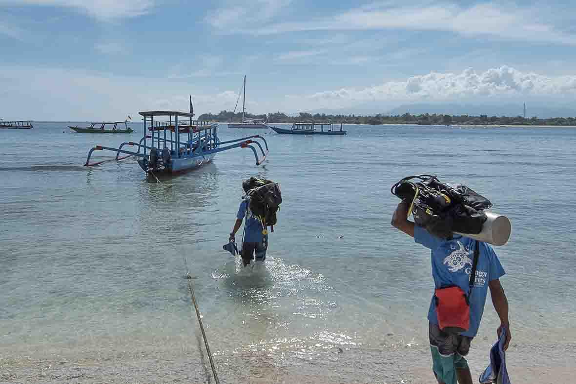 Gangga Divers Gili