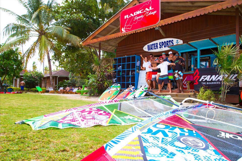 Radical Watersports Tobago Windsurfcenter