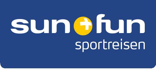 SAF Logo Reiter blau