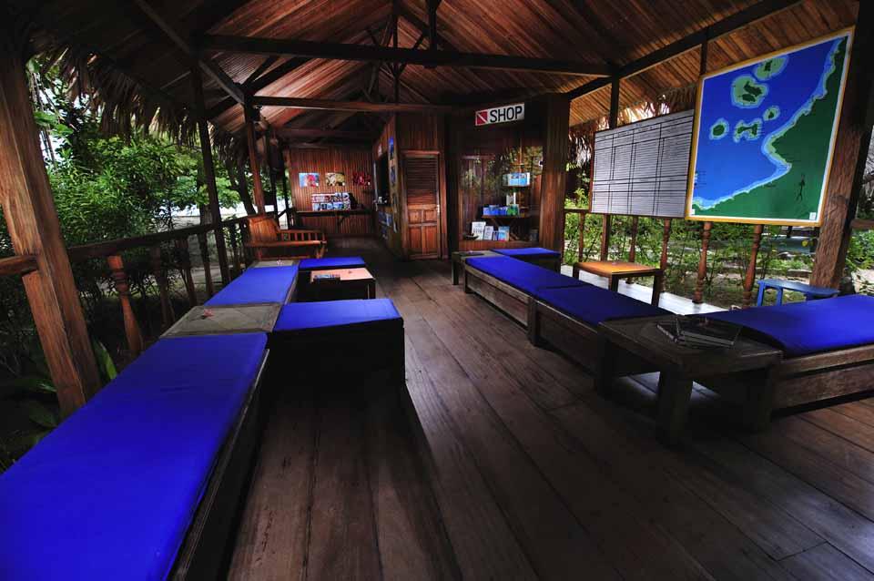 Siladen Resort & Spa Diving Center