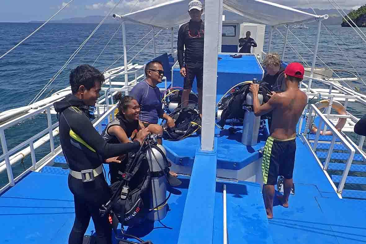 Magic Oceans Dive Center Bohol
