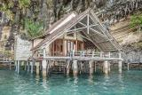 West Papua - Misool, Water Cottage