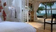 Jericoacoara - Chili Beach, Meerblick Zimmer, Bett