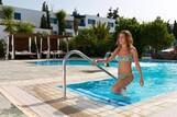 Kos - ROBINSON Club Daidalos, Pool im Saunabereich