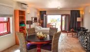 Bonaire - Sorobon Apartments, Apartment 1 SZ Essbereich