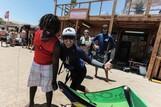 El Gouna, Kite-People, Los geht`s